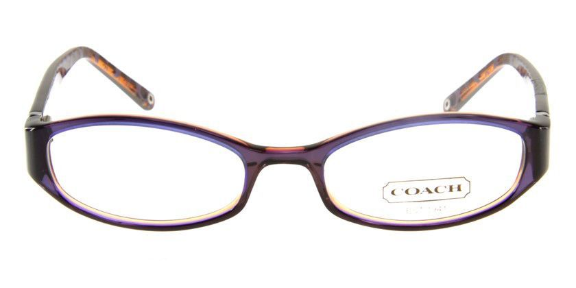 Coach HC2018012 Eyeglasses - Front View
