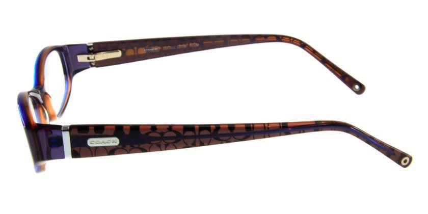 Coach HC2018012 Eyeglasses - Side View