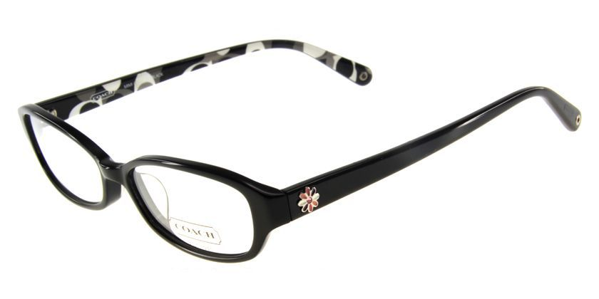 Coach HC746AF Eyeglasses - 45 Degree View