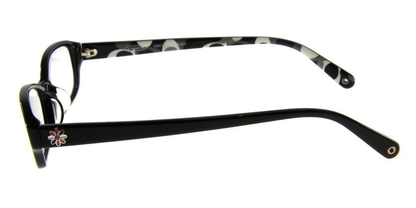 Coach HC746AF Eyeglasses - Side View