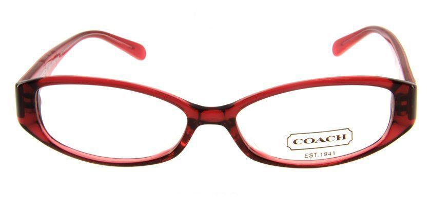 Coach HC767AF512 Eyeglasses - Front View