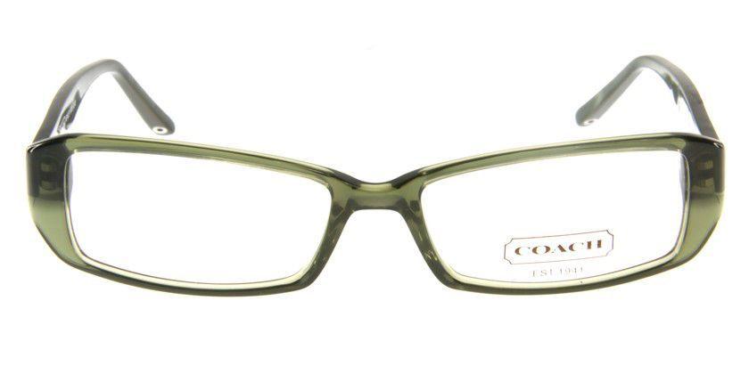 Coach HC839907P Eyeglasses - Front View