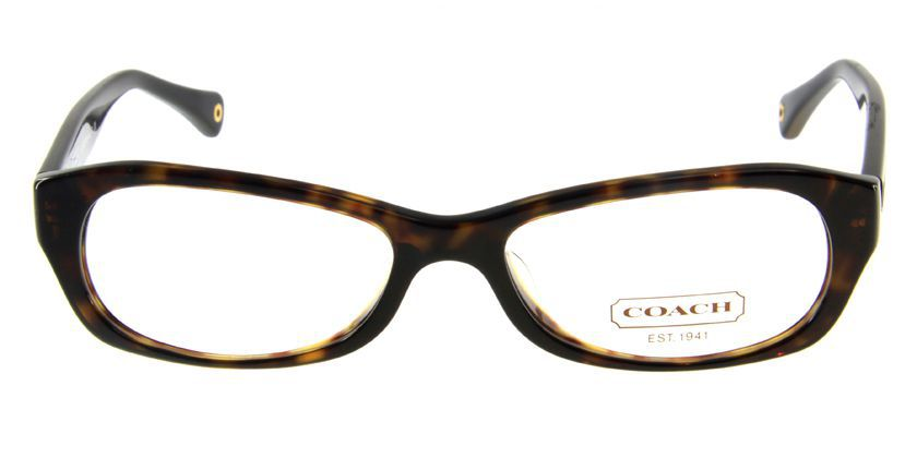 Coach HCHC6032FT5001 Eyeglasses - Front View