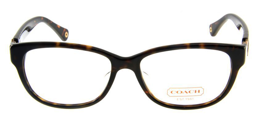 Coach HCHC6038FS5001 Eyeglasses - Front View