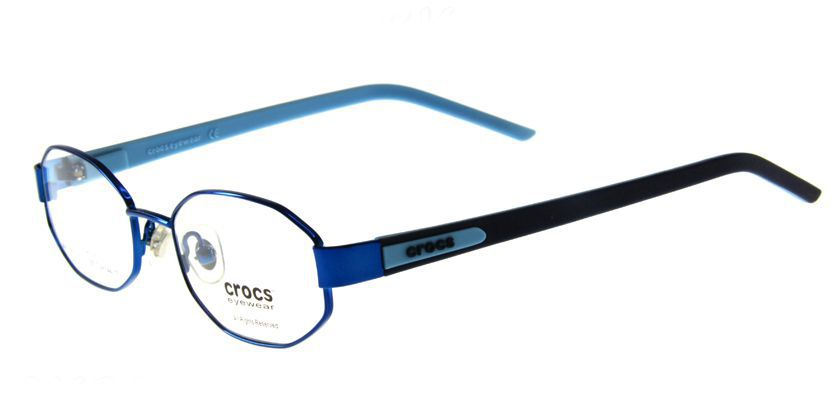 Crocs CF00950BE Eyeglasses - 45 Degree View