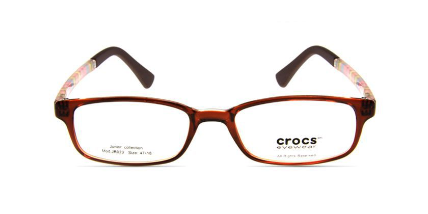 Crocs CF02340BN Eyeglasses - Front View