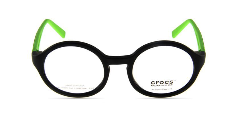Crocs CF03020GN Eyeglasses - Front View