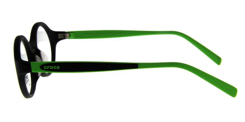 Crocs CF03020GN Eyeglasses - Side View