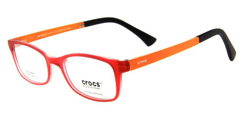 Crocs CF03615YW Eyeglasses - 45 Degree View