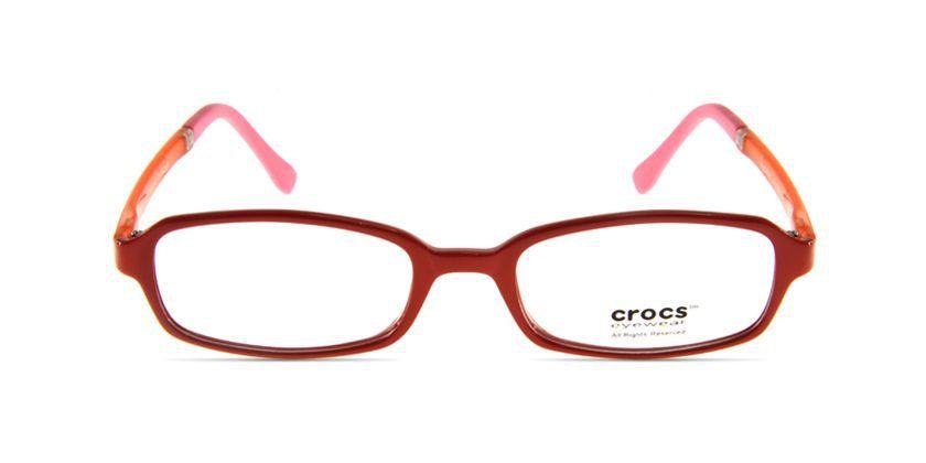 Crocs CF03715PK Eyeglasses - Front View