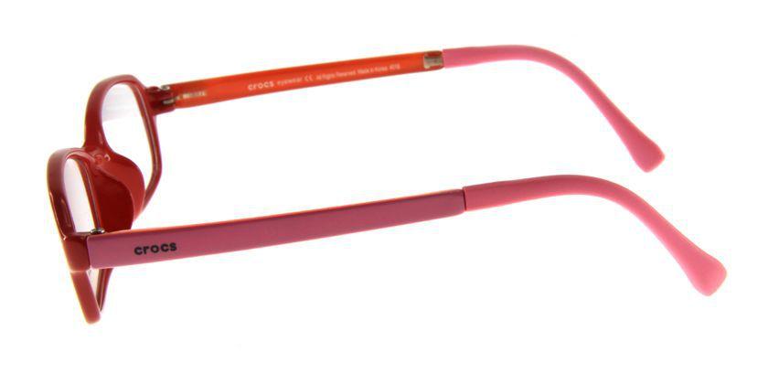 Crocs CF03715PK Eyeglasses - Side View