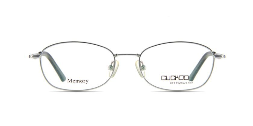 Cuckoo C22784 Eyeglasses - Front View