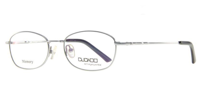 Cuckoo C22784 Eyeglasses - 45 Degree View