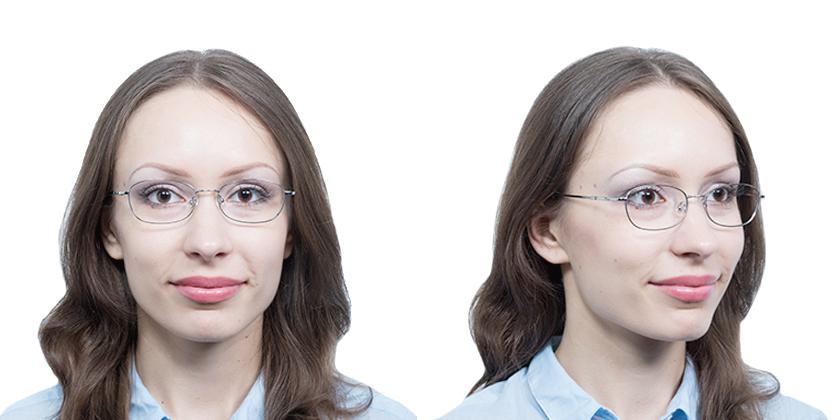 Cuckoo C22784 Eyeglasses - Try On View
