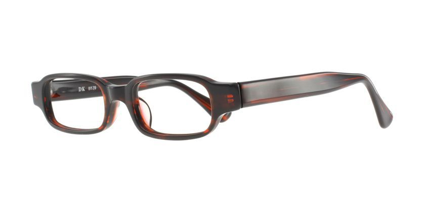 DK Japan DK883959 Eyeglasses - 45 Degree View