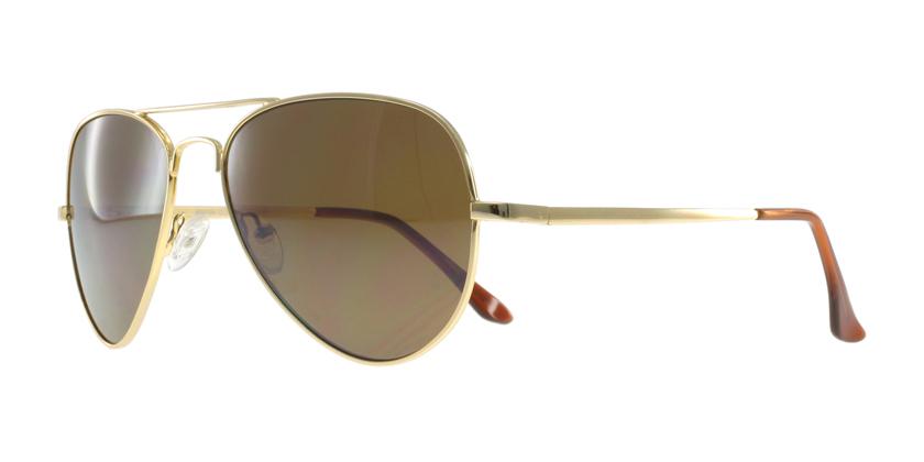 DZN D2513NC70S Sunglasses - 45 Degree View