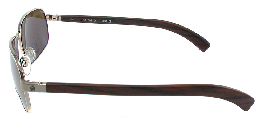 Dunhill D1007CYL Sunglasses - Side View
