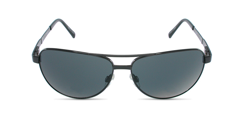Dunhill D1016ABK Sunglasses - Front View