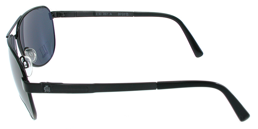 Dunhill D1016ABK Sunglasses - Side View