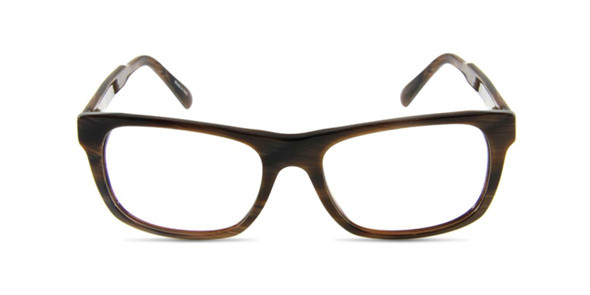 Dunhill D4006BBN Eyeglasses - Front View