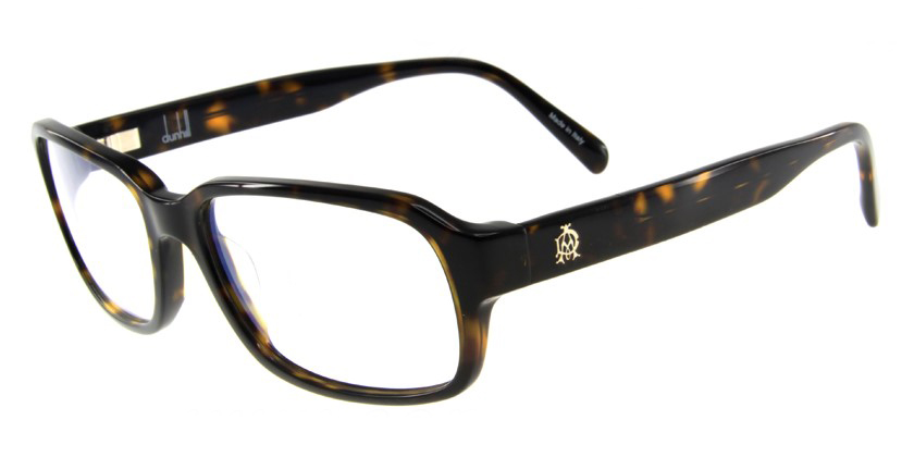 Dunhill D4009BBN Eyeglasses - 45 Degree View