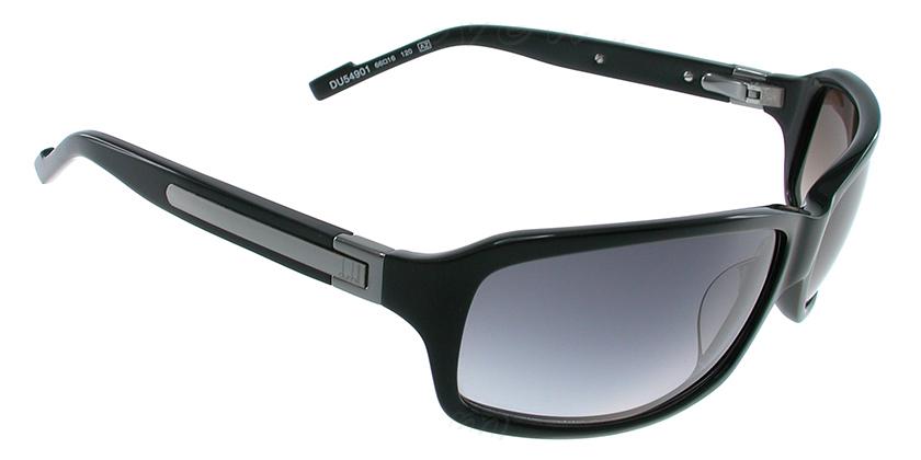 Dunhill D54901BK Sunglasses - 45 Degree View
