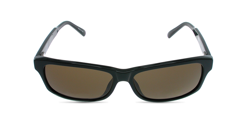 Dunhill D7001ABK Sunglasses - Front View