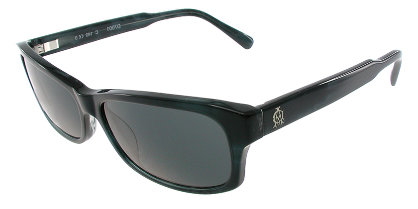 Dunhill DD7001BK Sunglasses - 45 Degree View