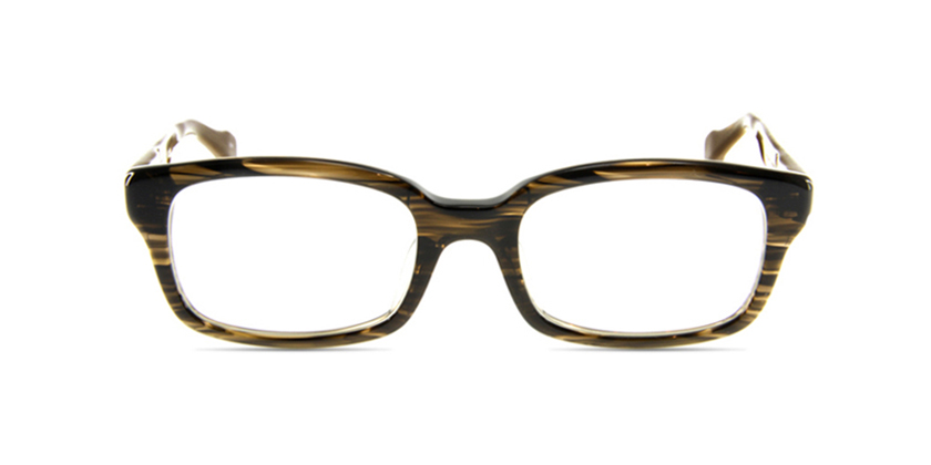 Effector NOISEBKH Eyeglasses - Front View