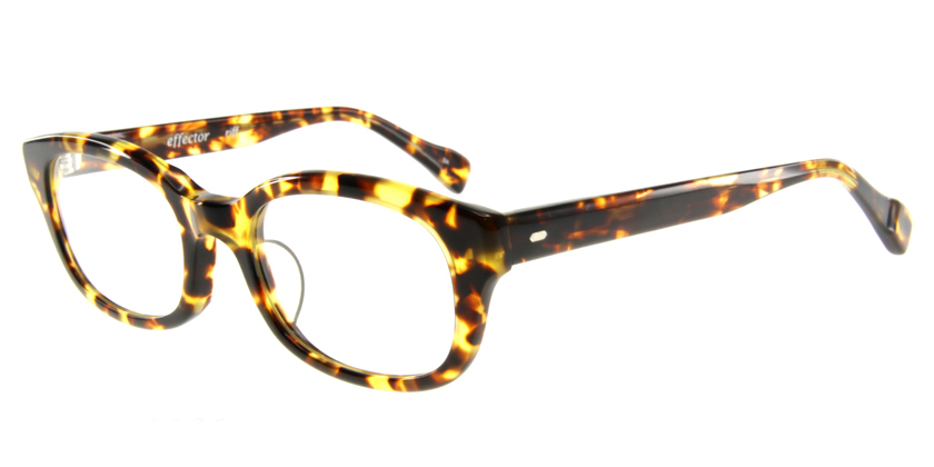 Effector RIFFBA Eyeglasses - 45 Degree View