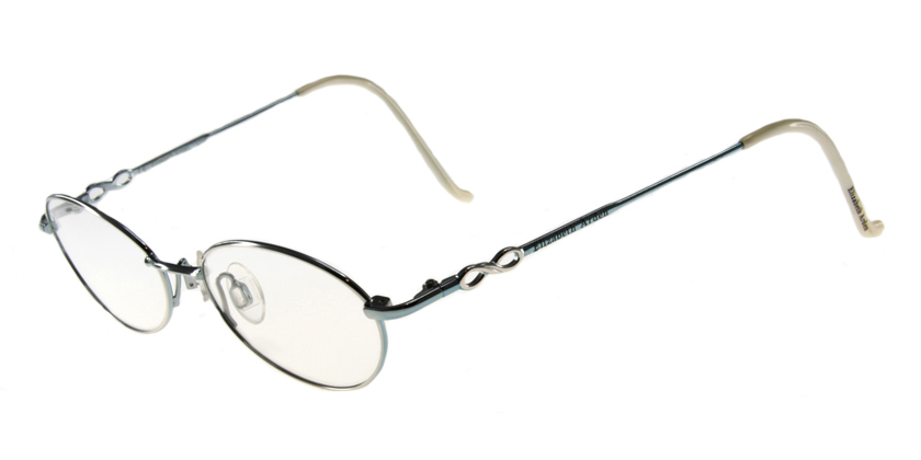 Elizabeth Arden EA_009557GY Eyeglasses - 45 Degree View