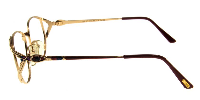 Faberge FBKF1813YL Eyeglasses - Side View