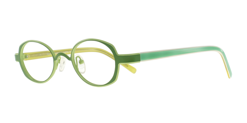 Frescura F1237NAC3030L Eyeglasses - 45 Degree View