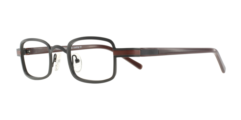 Frescura F1240NAC005010 Eyeglasses - 45 Degree View