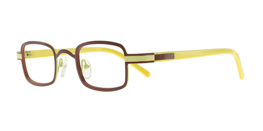 Frescura F1240NAC5040 Eyeglasses - 45 Degree View