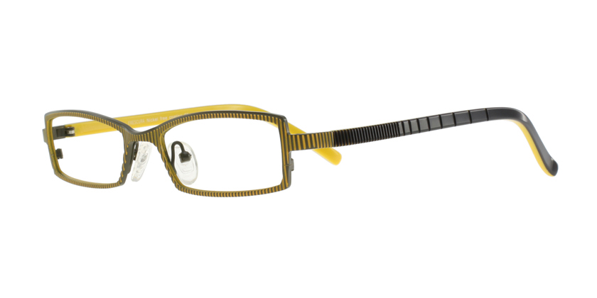 Frescura F1241NAC304000 Eyeglasses - 45 Degree View