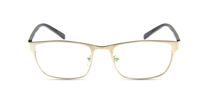 Freudenhaus FETHEOLGNSMOKE Eyeglasses - Front View