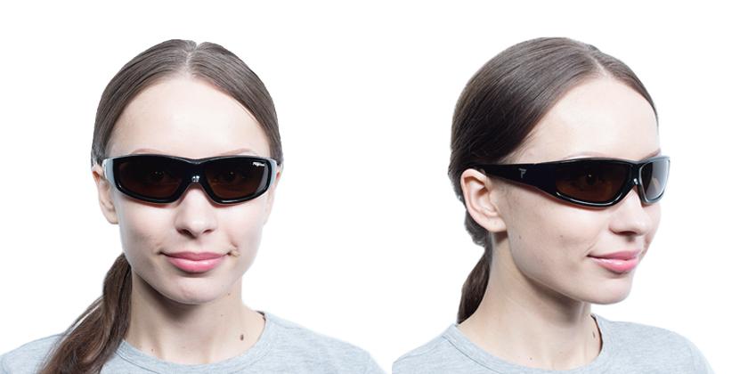Fuglies RX01PL03 Sportglasses - Try On View