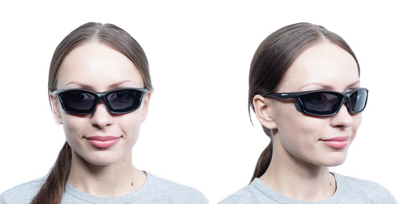 Fuglies RX09PL07 Sportglasses - Try On View