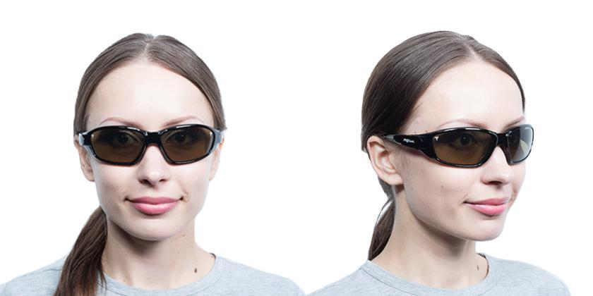 Fuglies RX10PC13 Sportglasses - Try On View