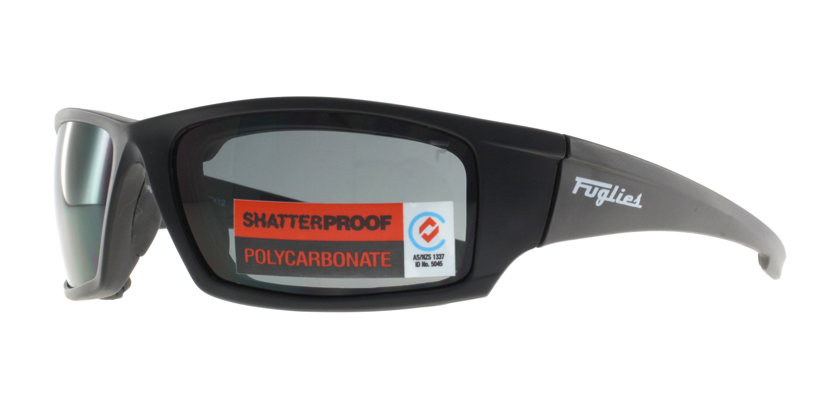 Fuglies RX12PC15 Sportglasses - 45 Degree View