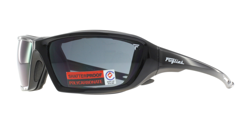 Fuglies RX13PC14 Sportglasses - 45 Degree View
