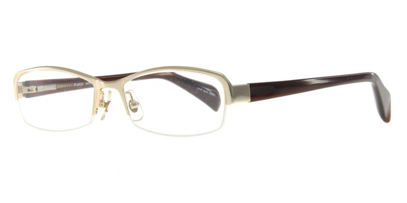 Fukui F264C1 Eyeglasses - 45 Degree View
