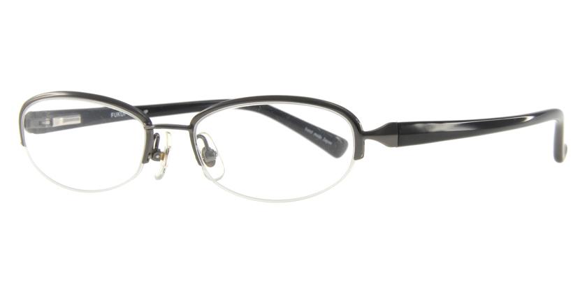 Fukui F268C5 Eyeglasses - 45 Degree View