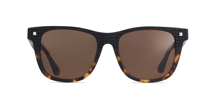 GLITCH GLH1005C02 Sunglasses - Front View