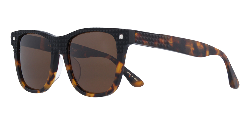 GLITCH GLH1005C02 Sunglasses - 45 Degree View