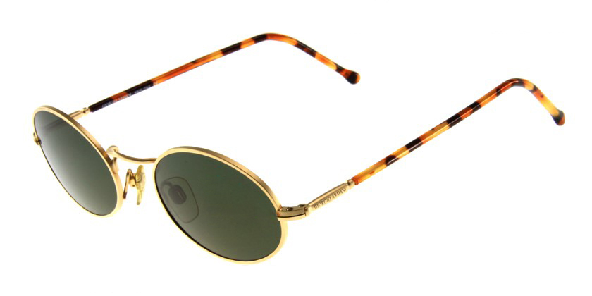 Giorgio Armani GA650703YL Sunglasses - 45 Degree View