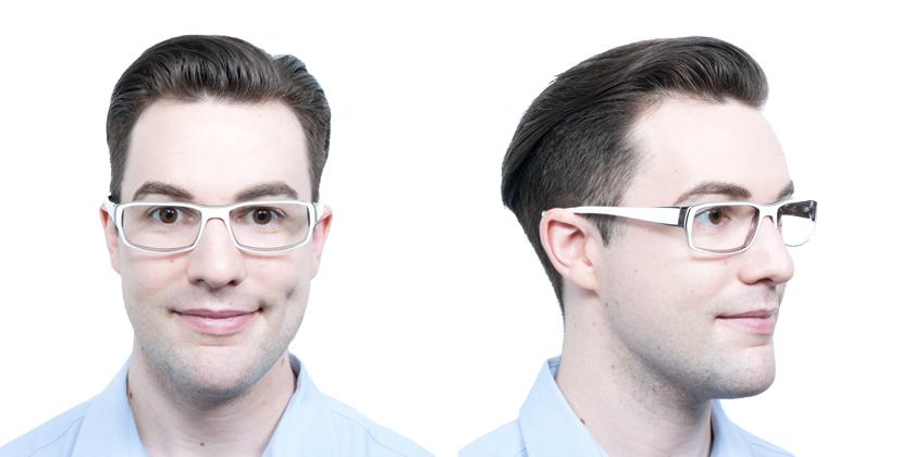 Gotti+Niederer CHARLYWHI Eyeglasses - Try On View