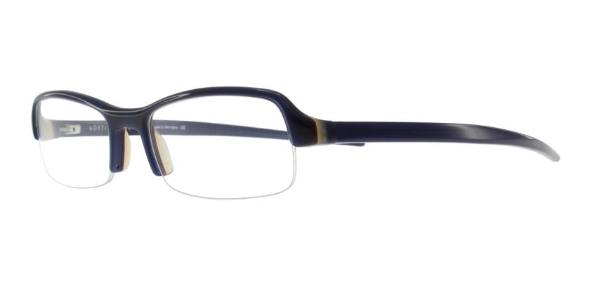 Gotti+Niederer HONOLDBLUB Eyeglasses - 45 Degree View