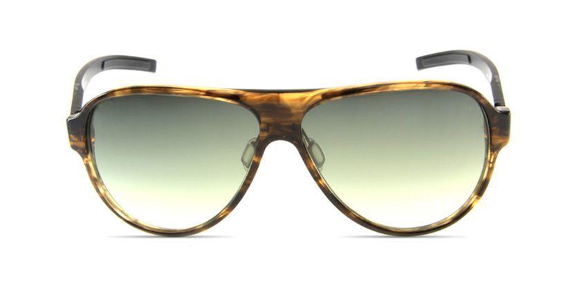 Gotti GTKOJAKHAVBN Sunglasses - Front View